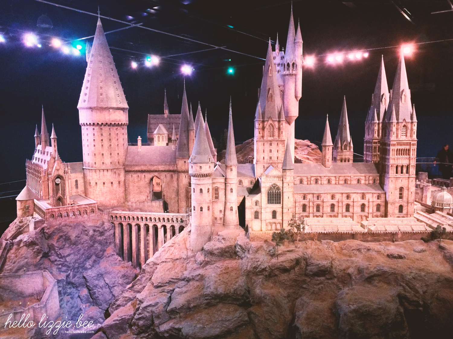 hogwarts, studio tour, harry potter