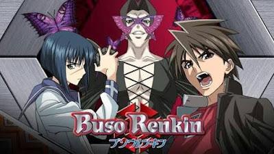 Busō Renkin [SERIE COMPLETA] (26/26) (95MB) (SIN CENSURA) [MEGA] [LIGERO]
