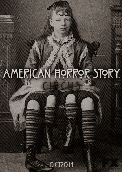American Horror Story: Carnival for Season 4? Circus?