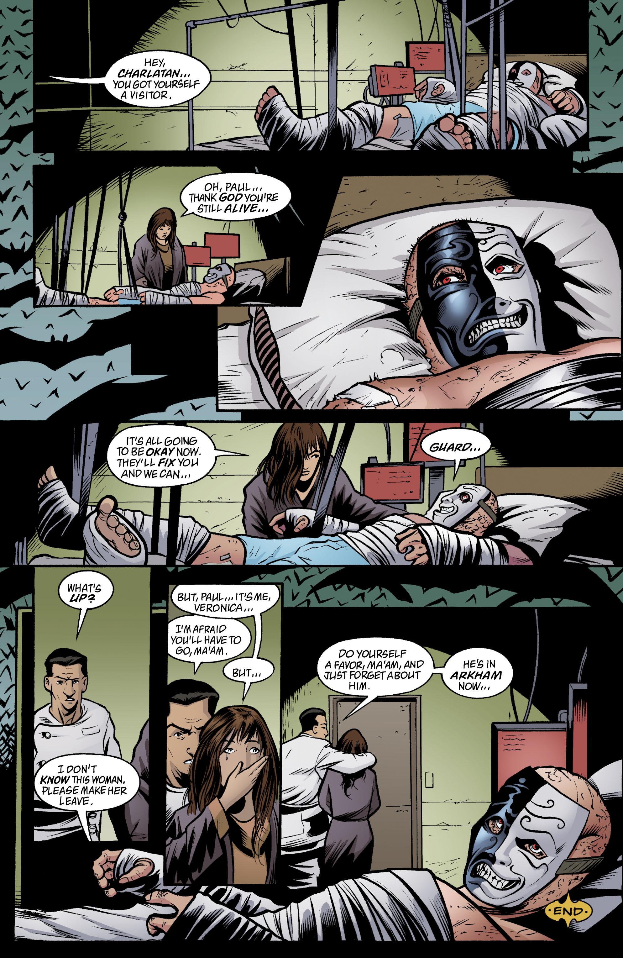 Detective Comics (1937) 782 Page 22
