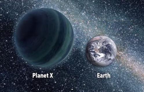 Resultado de imagem para planeta x
