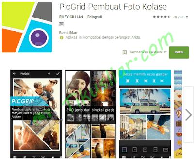Aplikasi Android untuk mengedit foto slefie terbaik