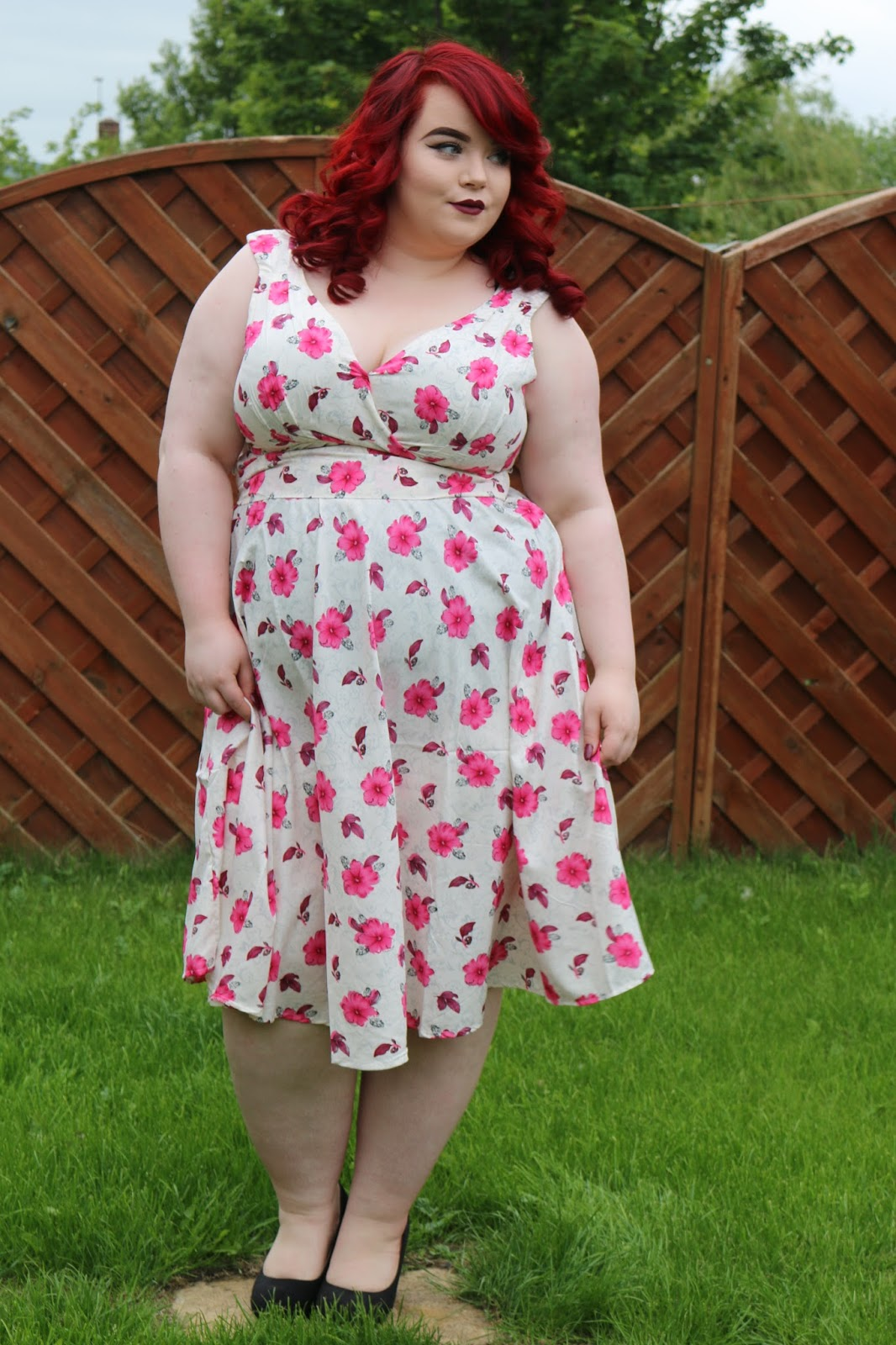 girl pink Fat in