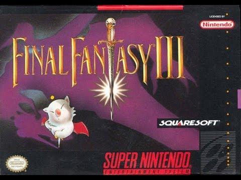 Final Fantasy 3 [Español] - Portada