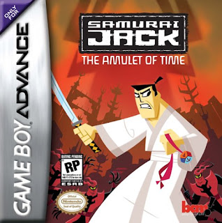 Samurai Jack: The Amulet of Time ( BR ) [ GBA ]
