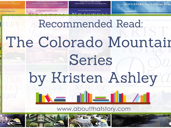 Recommended Read: The Colorado Mountain Series by Kristen Ashley