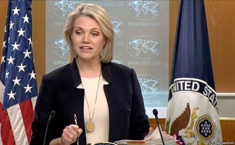 США раскритиковали выступление Путина в украинском Крыму
