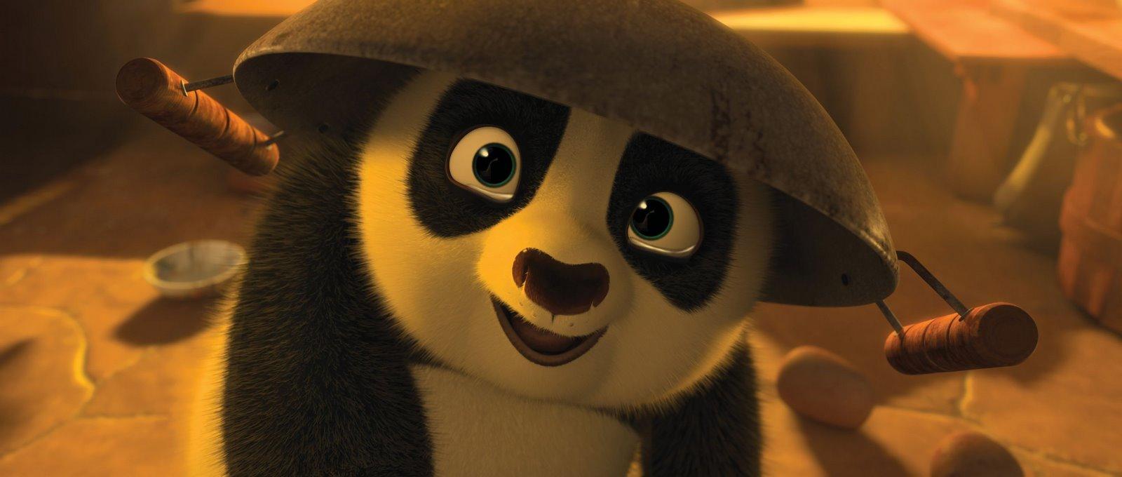 Imagens Para Colorir Do Kung Fu Panda