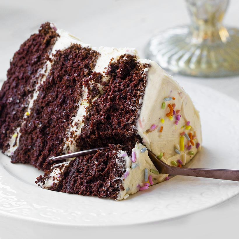 Vegan Birthday Cake Vegan Recipe