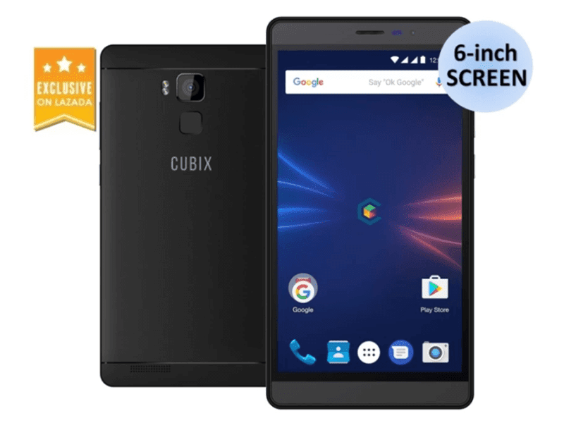 Cherry Mobile Cubix Max