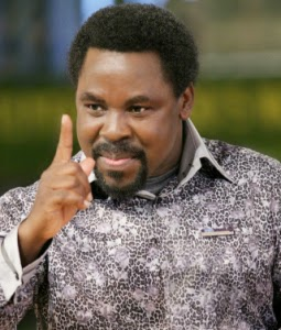 PROPHECT TB JOSHUA TODAY: Mass prayer by prophect TB Joshua