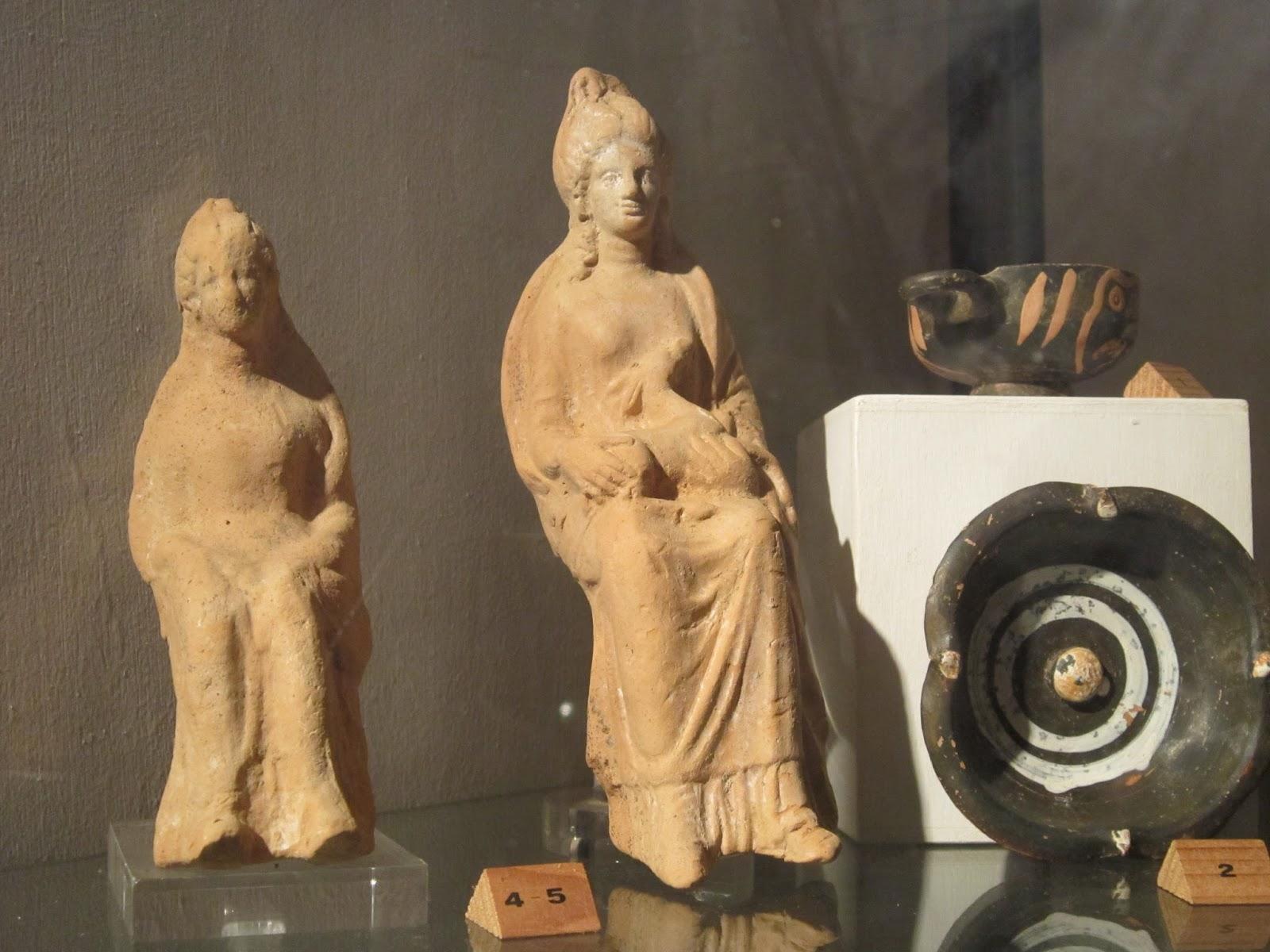 statuette votive