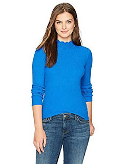 True Angel Women's Mock Neck