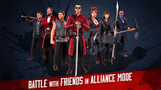 Into the Badlands Blade Battle Mod APK + Official XAPK