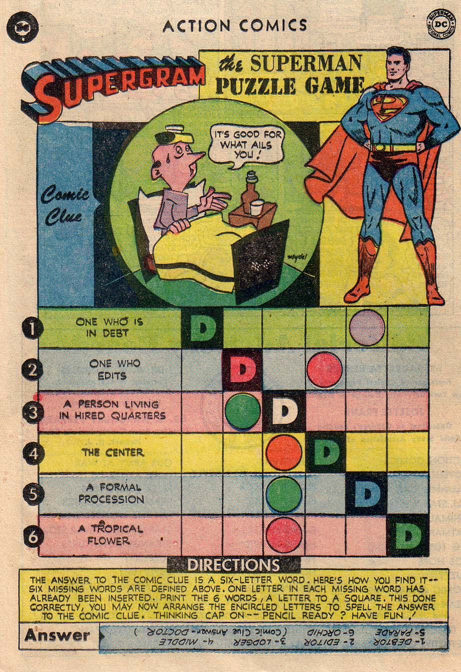 Action Comics (1938) 193 Page 23