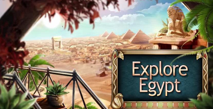 Hidden4Fun Explore Egypt