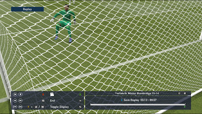 PES 2016 HD Enhanced Net by TheMaster