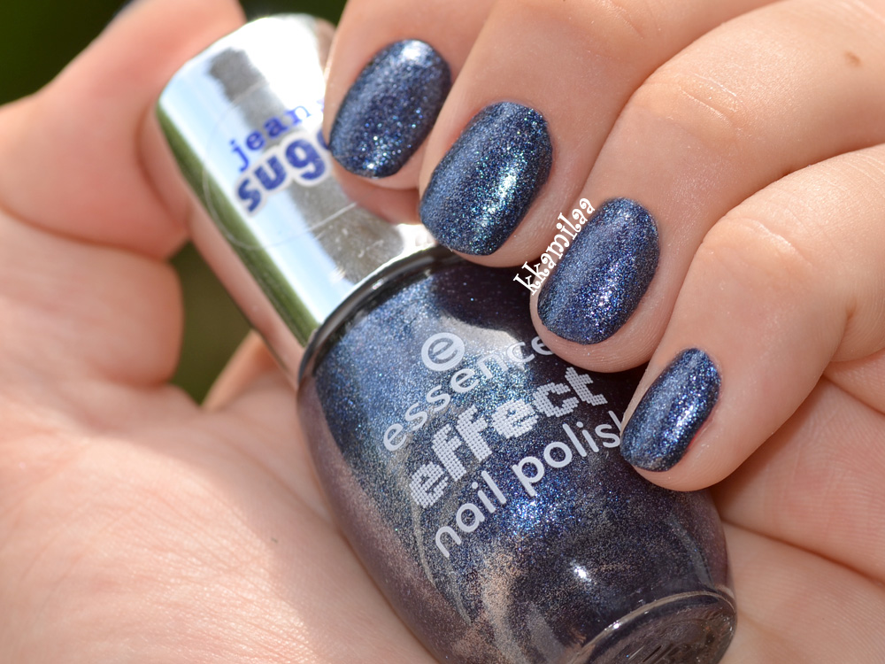 Essence Effect Nail Polish nr 07 - Blue-Jeaned