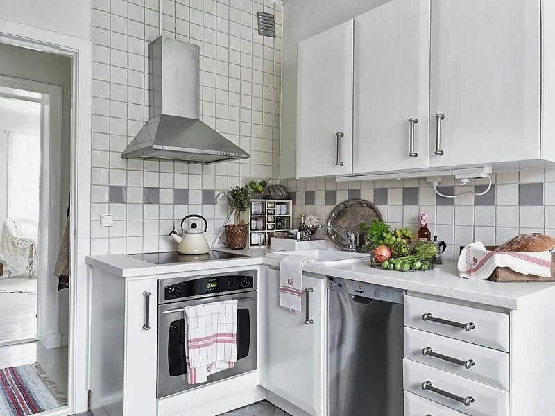 Nutka romantyzmu - wystrój wnętrz, wnętrza, urządzanie domu, dekoracje wnętrz, aranżacja wnętrz, inspiracje wnętrz,interior design , dom i wnętrze, aranżacja mieszkania, modne wnętrza, shabby chic, styl romantyczny, romantyczne wnętrza, koronki, kuchnia, projekt kuchni