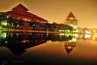 7 Fasilitas Terbaik di Universitas Indonesia