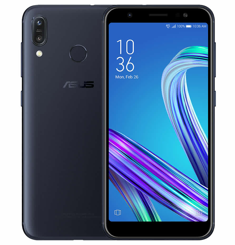 MWC 2018: ASUS ZenFone Max (M1) with 18:9 screen and big battery now official!