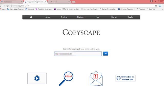 CopyScape Plagiarism se Content Originalty ka pta kre