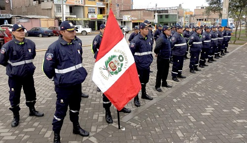 Serenazgo de Villa el Salvador - Lima