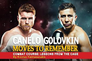 Canelo vs Golovkin Breakdown: Moves to remember