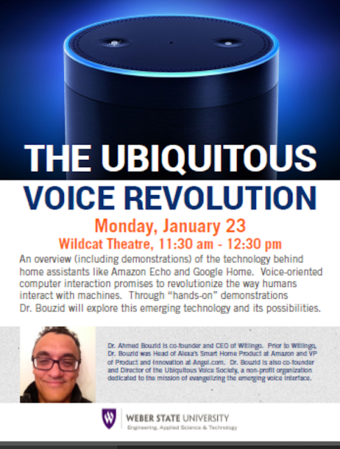 The Ubiquitous Voice Revolution