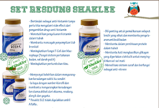 resdung shaklee