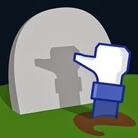 A morte do Facebook - 200x200