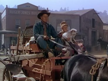 Jeff Arnolds West: The Lawless Breed (Universal, 1953)