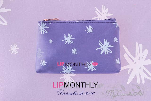 Lip Monthly de Diciembre de 2016