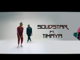 DOWNLOAD VIDEO: Solidstar feat Timaya - Silicon