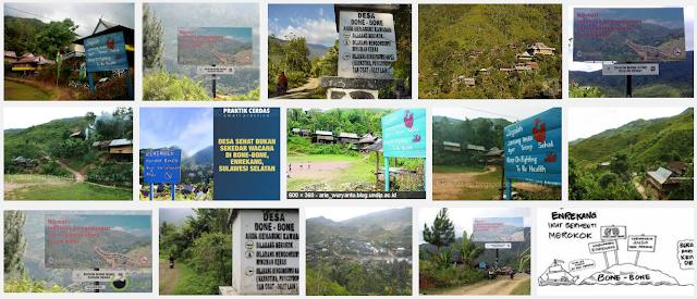 Desa Bone Bone, Wisata Surga Yang Bebas Asap Rokok