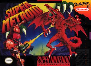 Super Metroid [ SNES ]