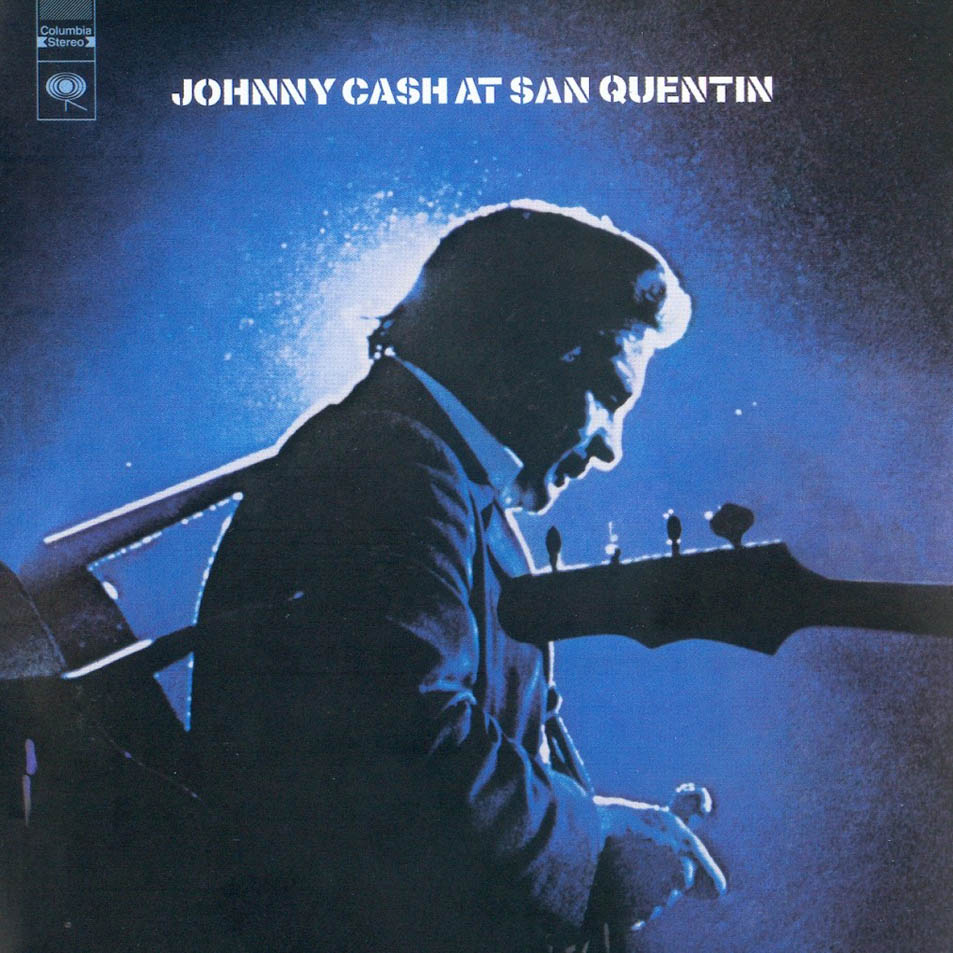 singles in san quentin Originally a single album, at san quentin is now a deluxe three-disc, legacy edition package: two cds containing 31 selections, 13 of them previously unissued, plus a dvd called johnny cash in san quentin, a 1969 documentary made by england's granada tv for british television.