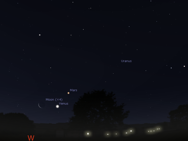 Astroblog: The Sky This Week - Thursday January 26 to ...