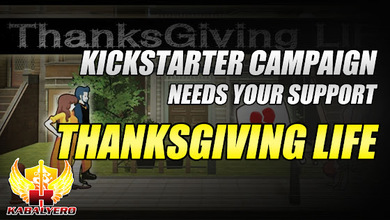 TGL: ThanksGiving Life ★ Kickstarter Campaign ★ Indie Game Spotlight