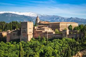 travel Alhambra place