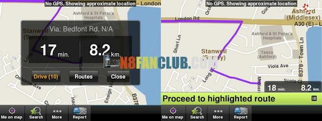 WAZE - Free Maps & Navigation 2 1 99 - Signed - Nokia N8