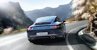 2012 All New style shape Porsche 911 991 not 998 Model Official photo Carrera S basic simple Coupe