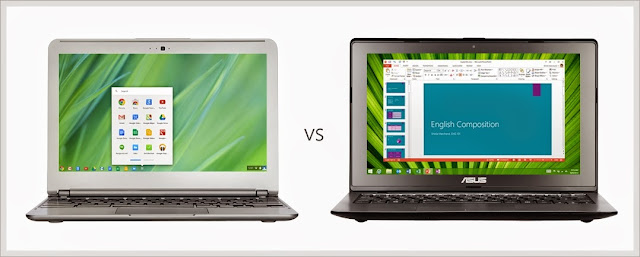 Microsoft vs ChromeBooks