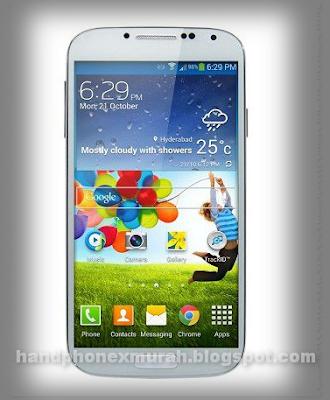 HP Android Keren 400 Ribuan Rasa Galaxy S4