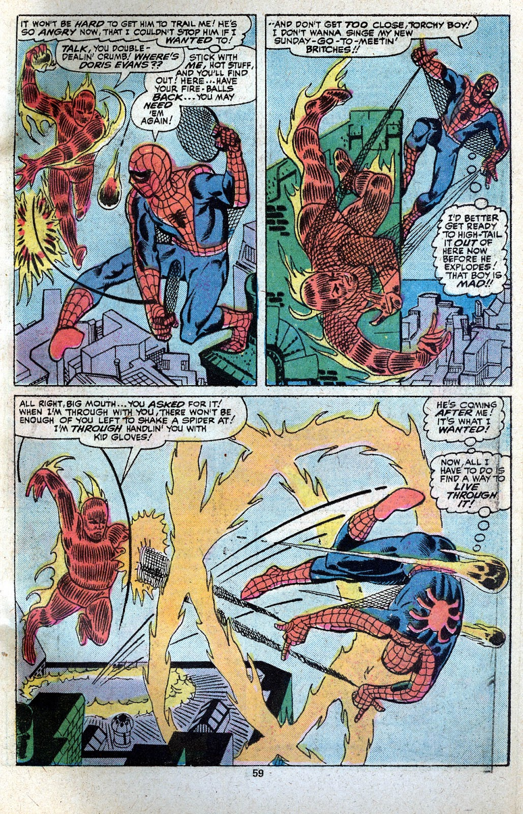 Giant-Size Spider-Man (1974) issue 5 - Page 61