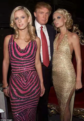 , Paris Hilton reveals she voted for Donald Trump during the US presidential elections