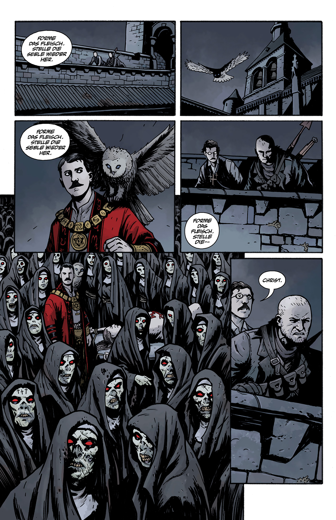 Read online Baltimore: The Curse Bells comic -  Issue #2 - 23