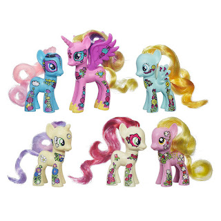 MLP Ponymania Friendship Blossom Collection