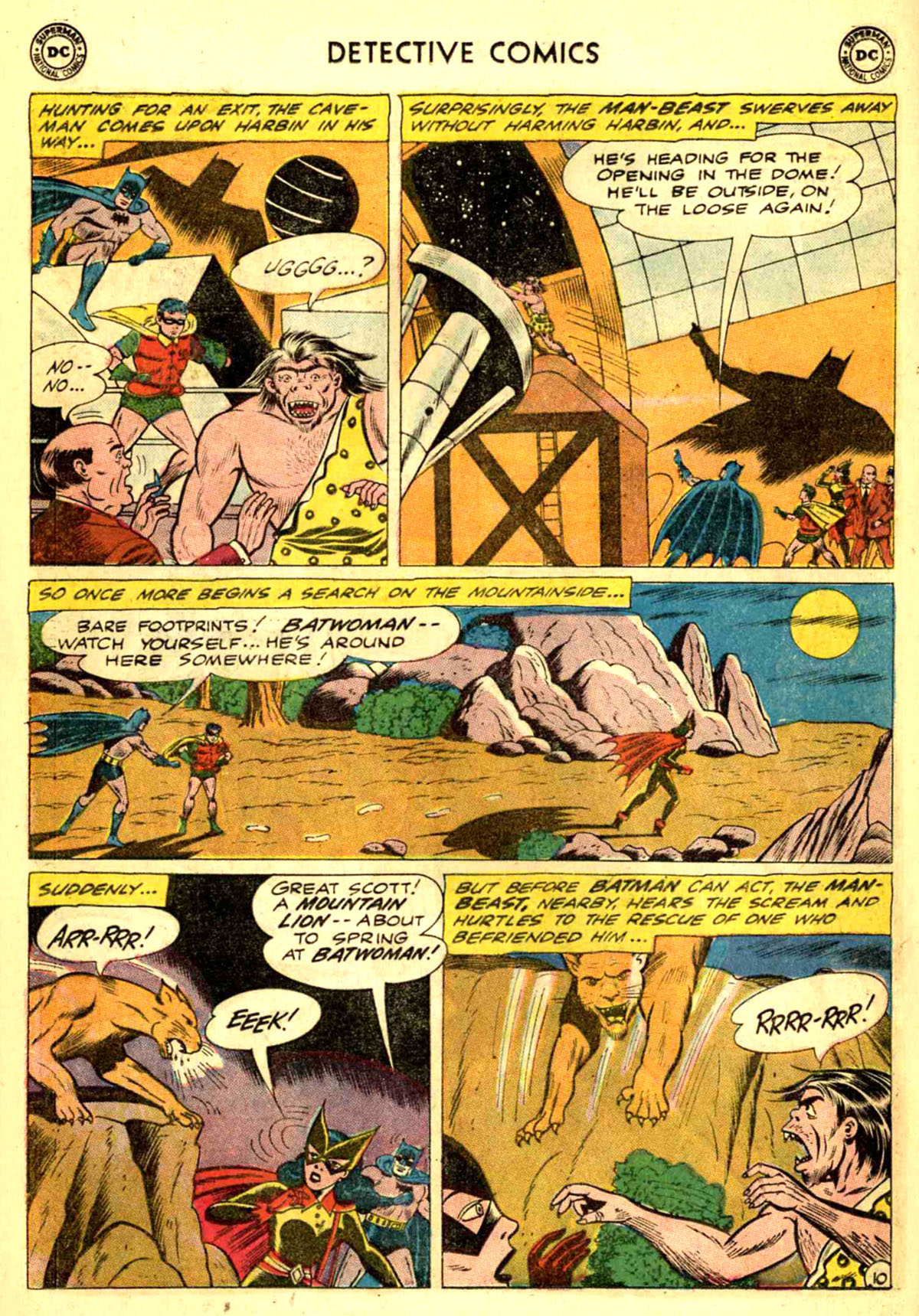 Detective Comics (1937) 285 Page 11