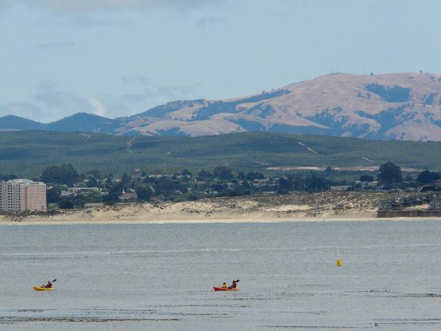 visite de Monterey USA
